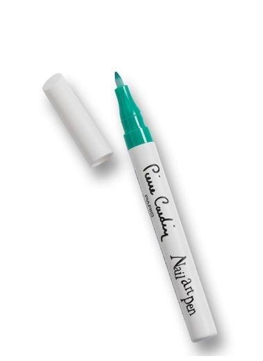 Pierre Cardin Nail Art Pen Tırnak Kalemi - Spring Green Yeşil